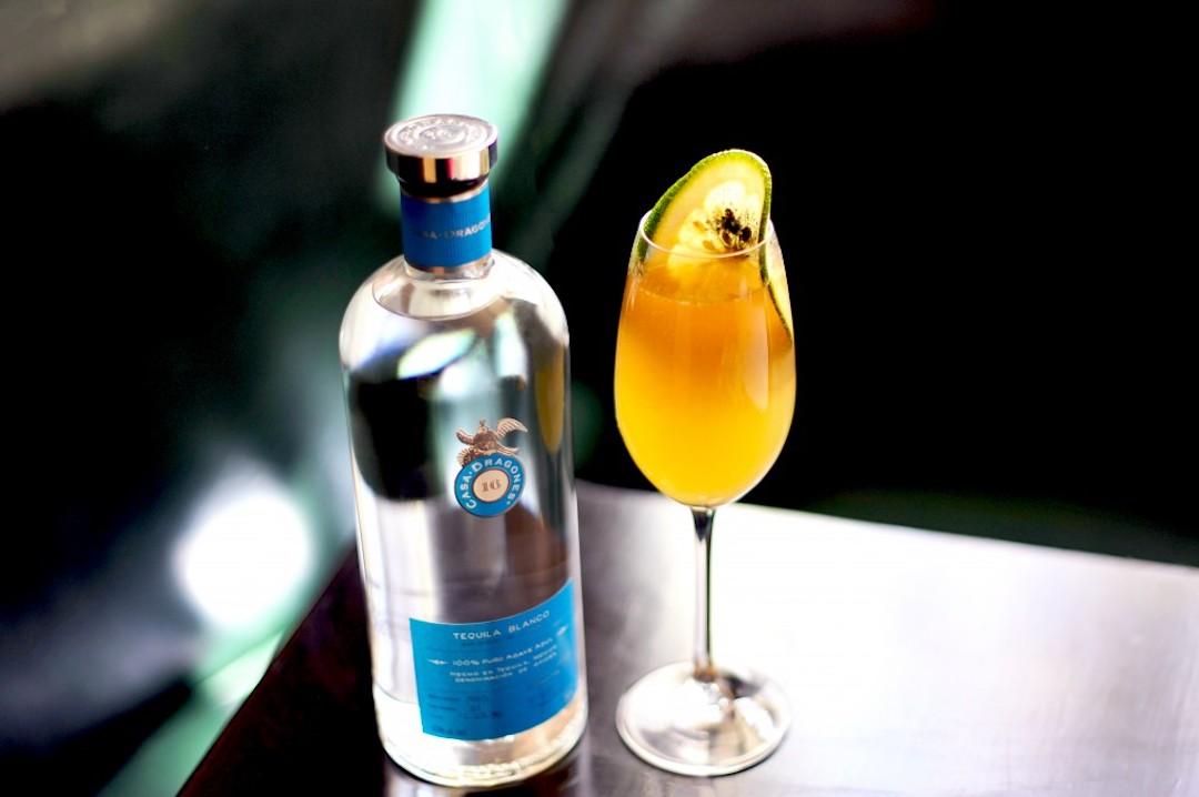 Margarita Champagne-Beatrice inn  new york