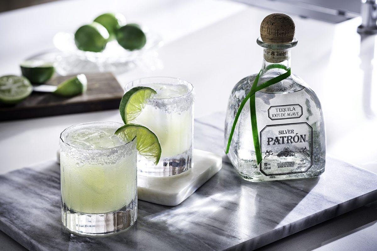margarita clásica-tequila patrón