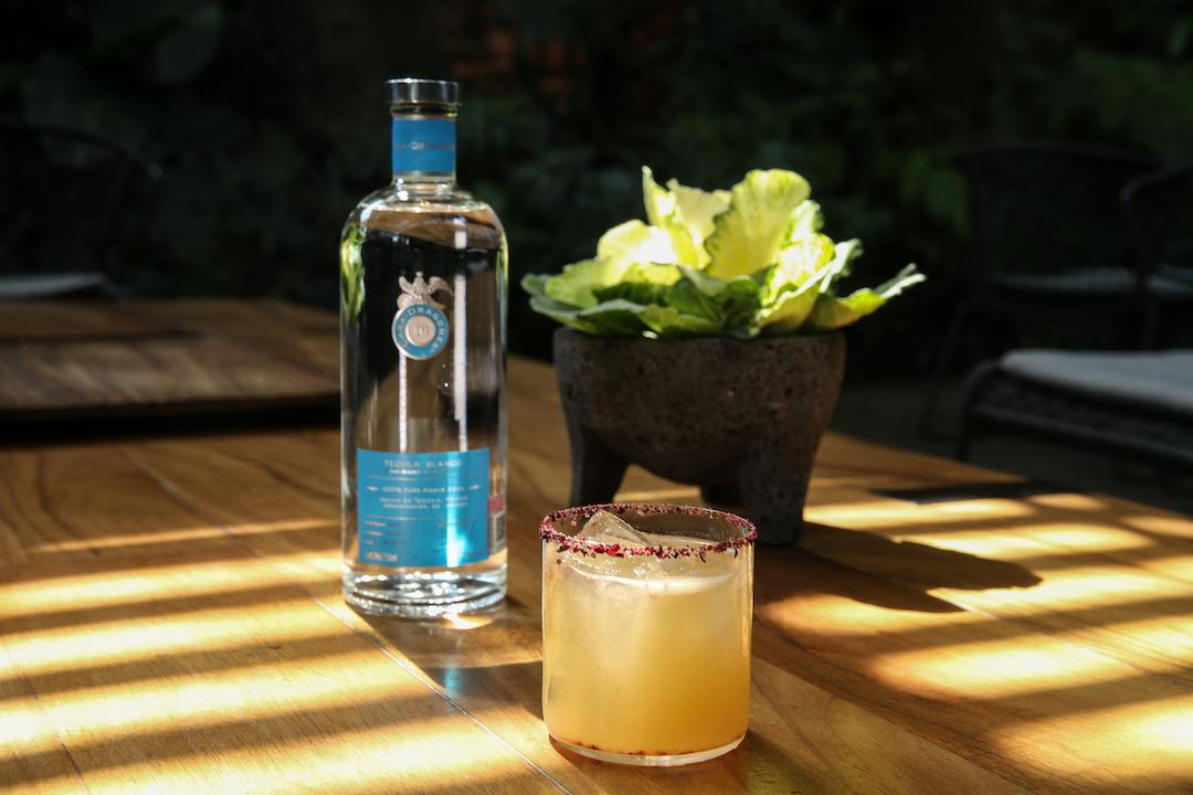 Margarita jengibre pujol