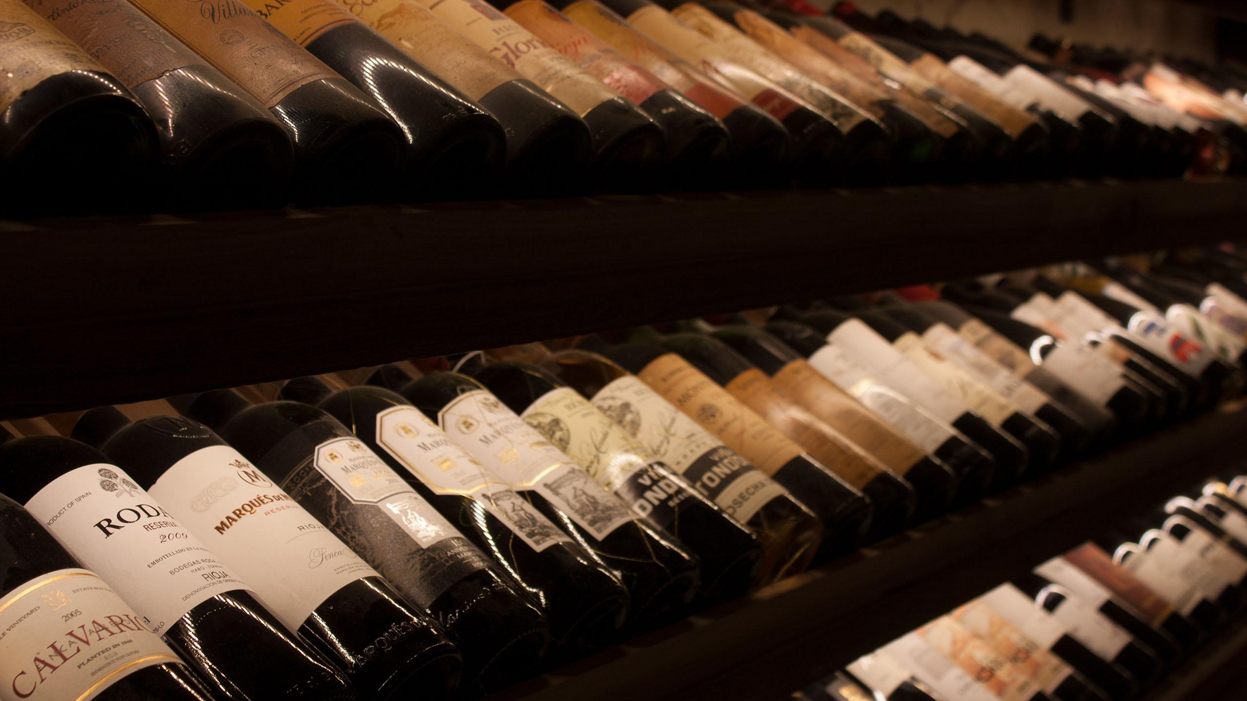 vinos, barrica de vinos, vinos de guarda, añejamiento