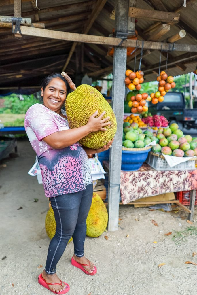 yaca o jackfruit