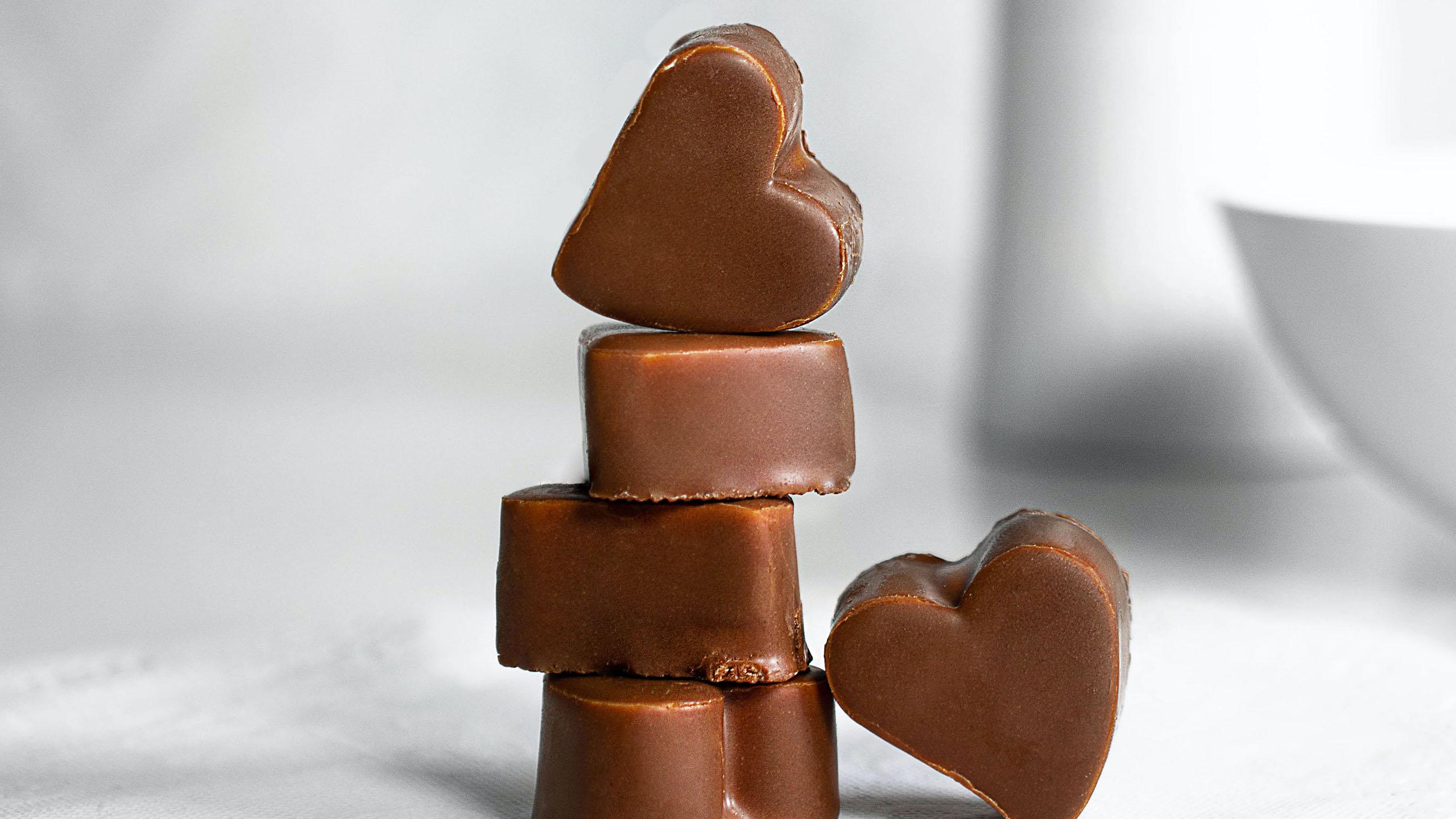 chocolates, 14 de febrero, San Valentín