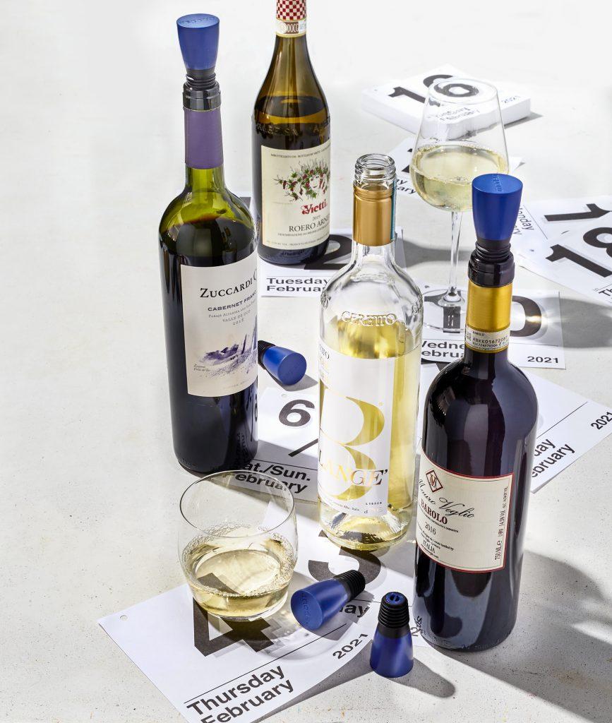 Ésta es la mejor manera de mantener el vino fresco después de abrirlo - Greg Dupree