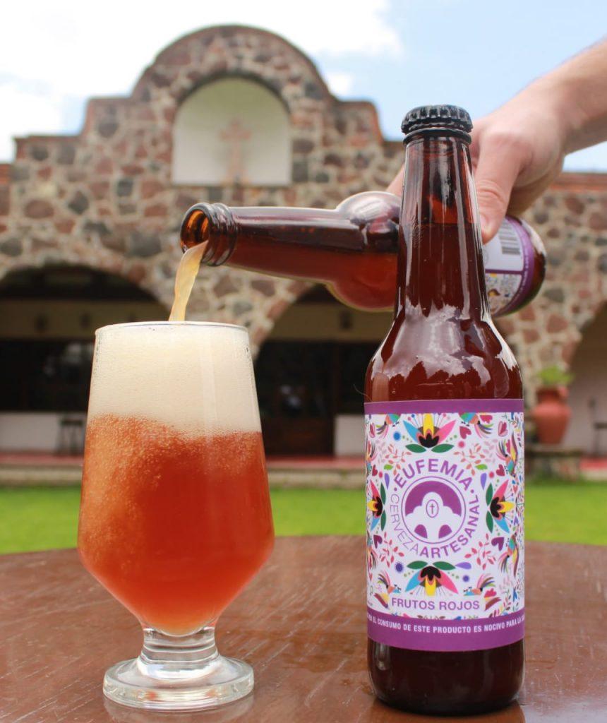 cervezas frutales primavera-eufemia frutos rojos