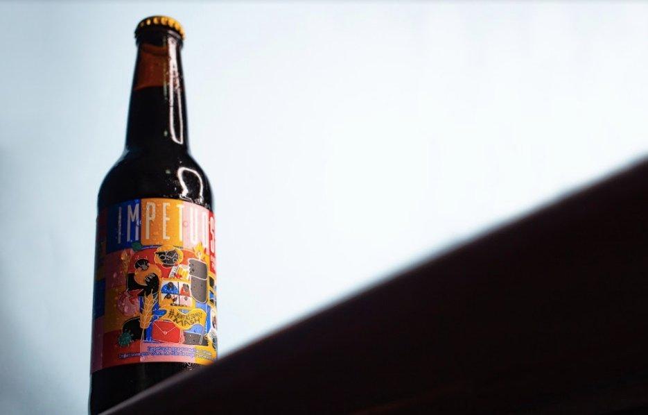 cerveza impetuosa