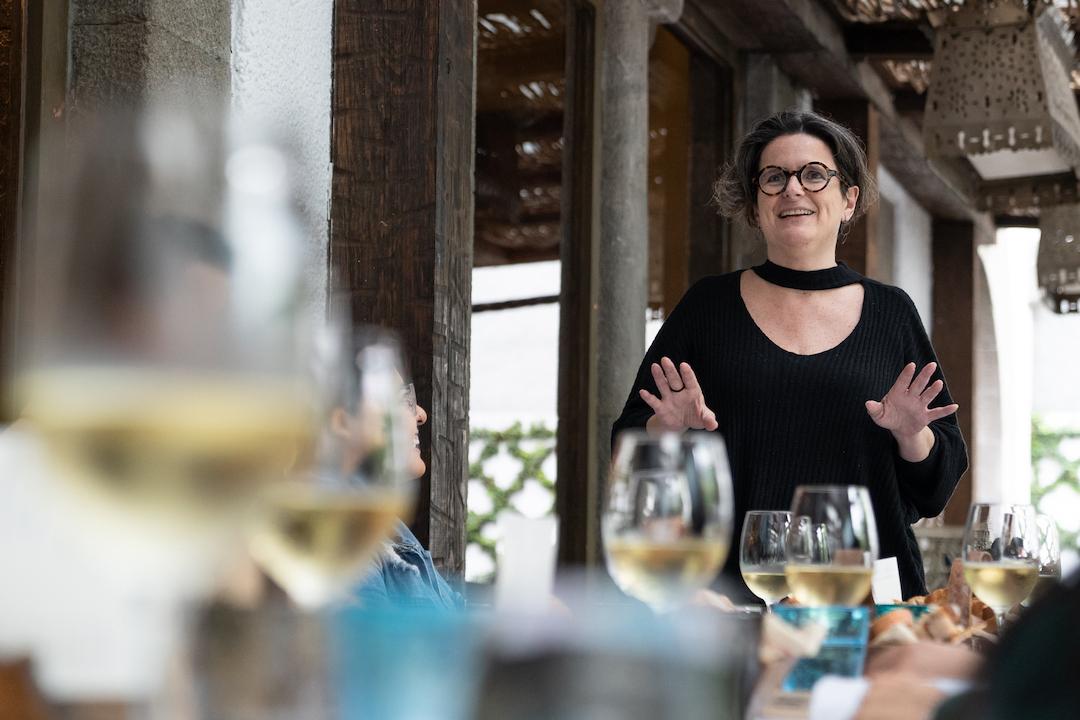 sommelier Sophie Avernin-Curso de vino-grandes viñedos