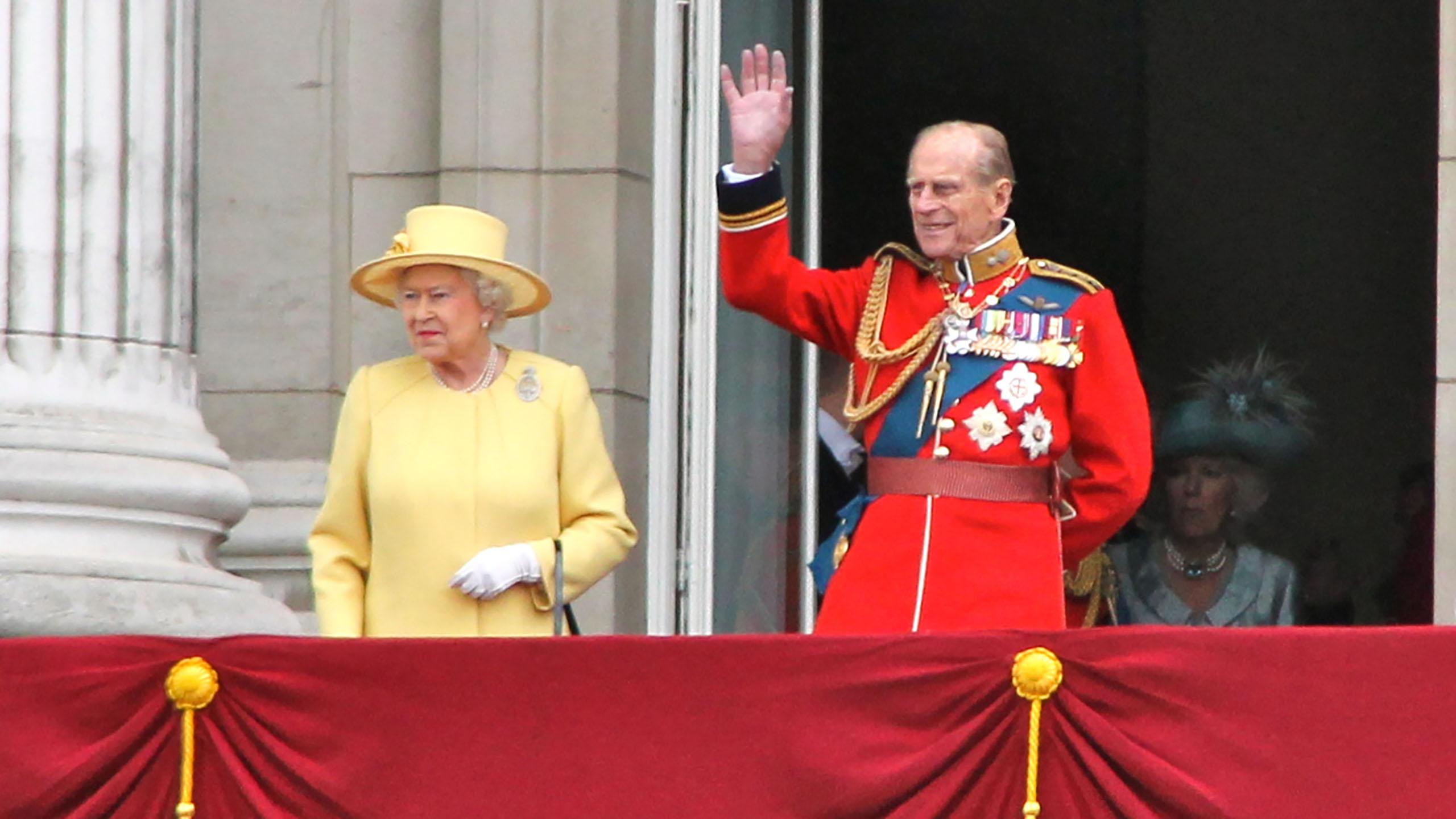 Príncipe Felipe, muerte, realeza