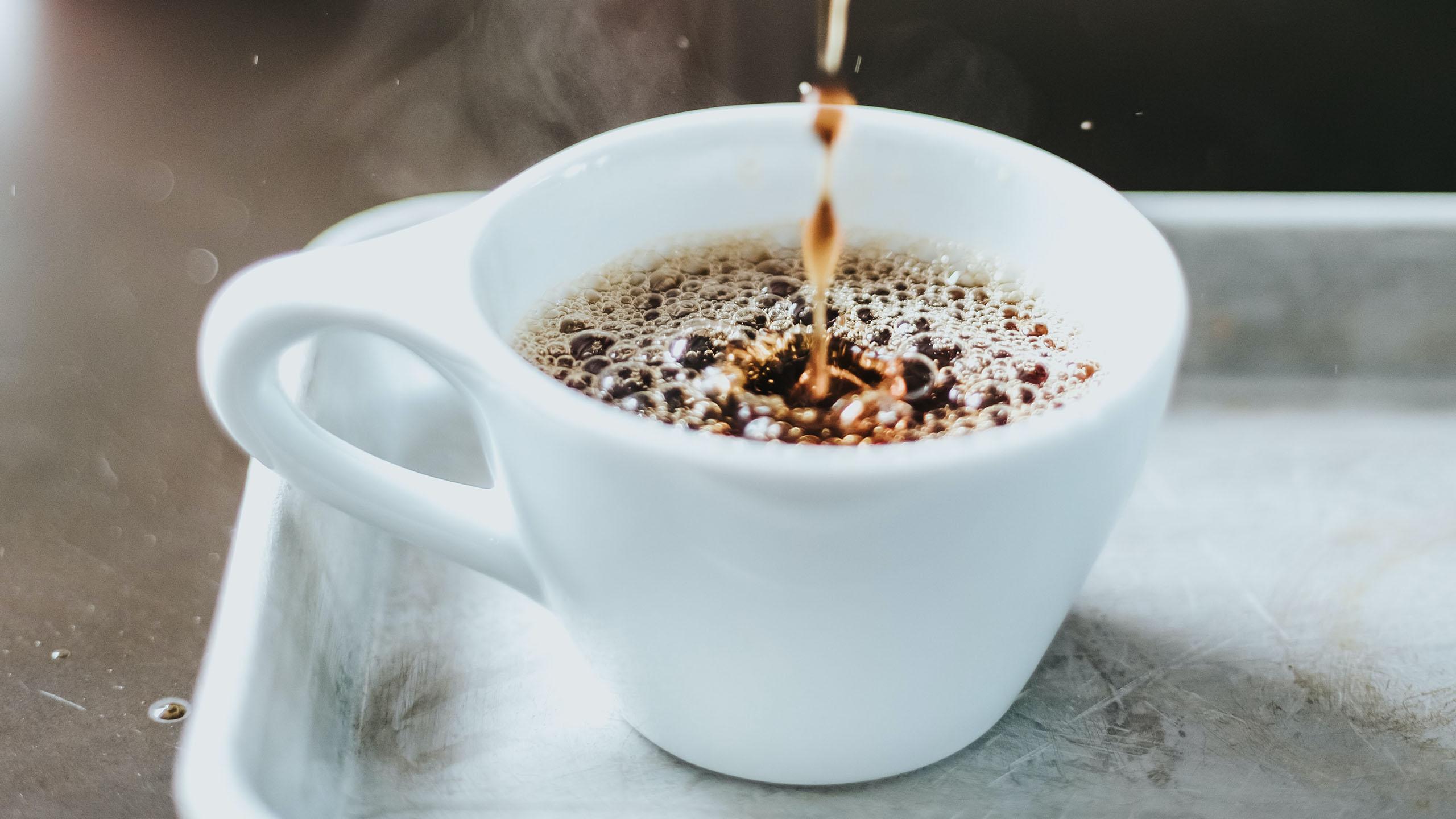 café, taza de café
