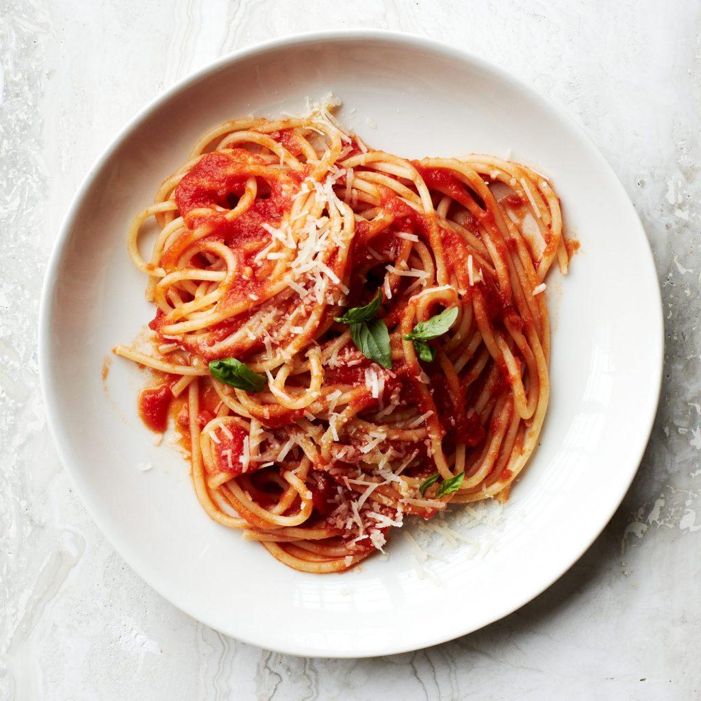 pasta, comida italiana