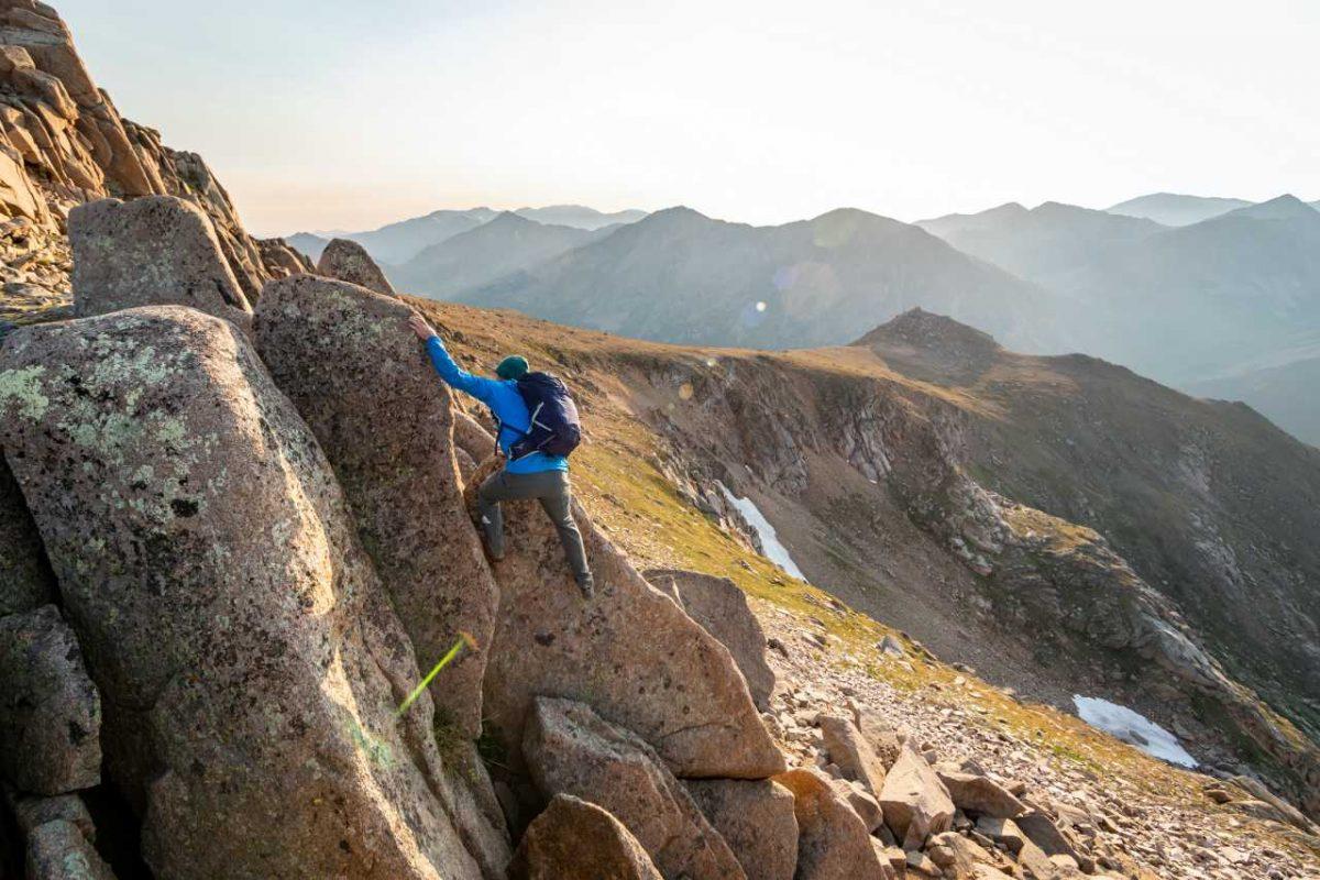 escalada, actividades al aire libre