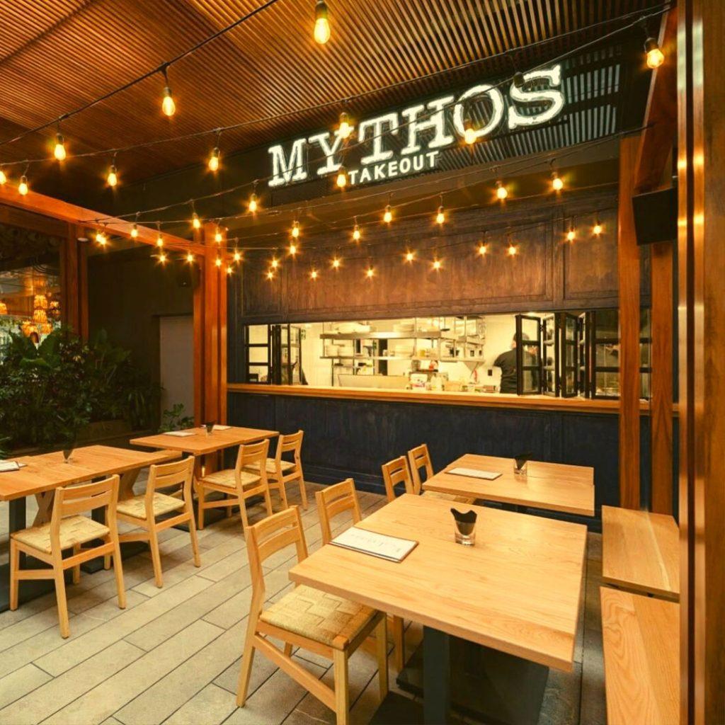 Mythos-Takeout
