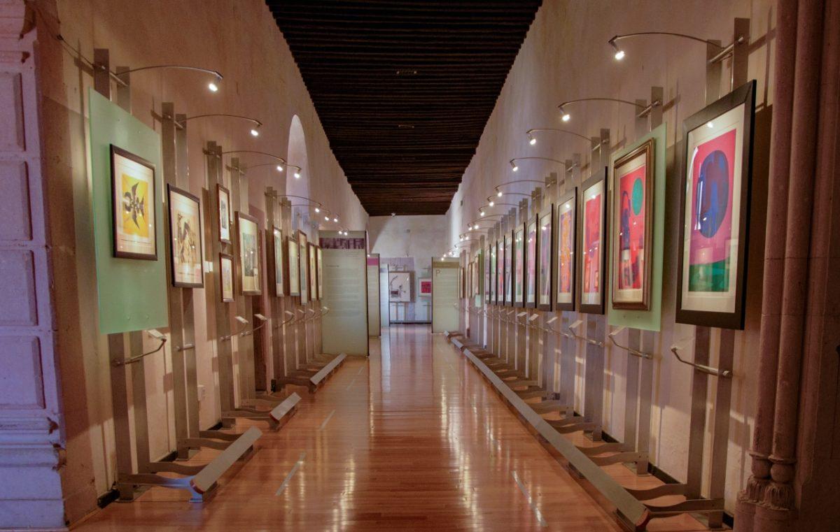 Museo Pedro Coronel, Zacatecas