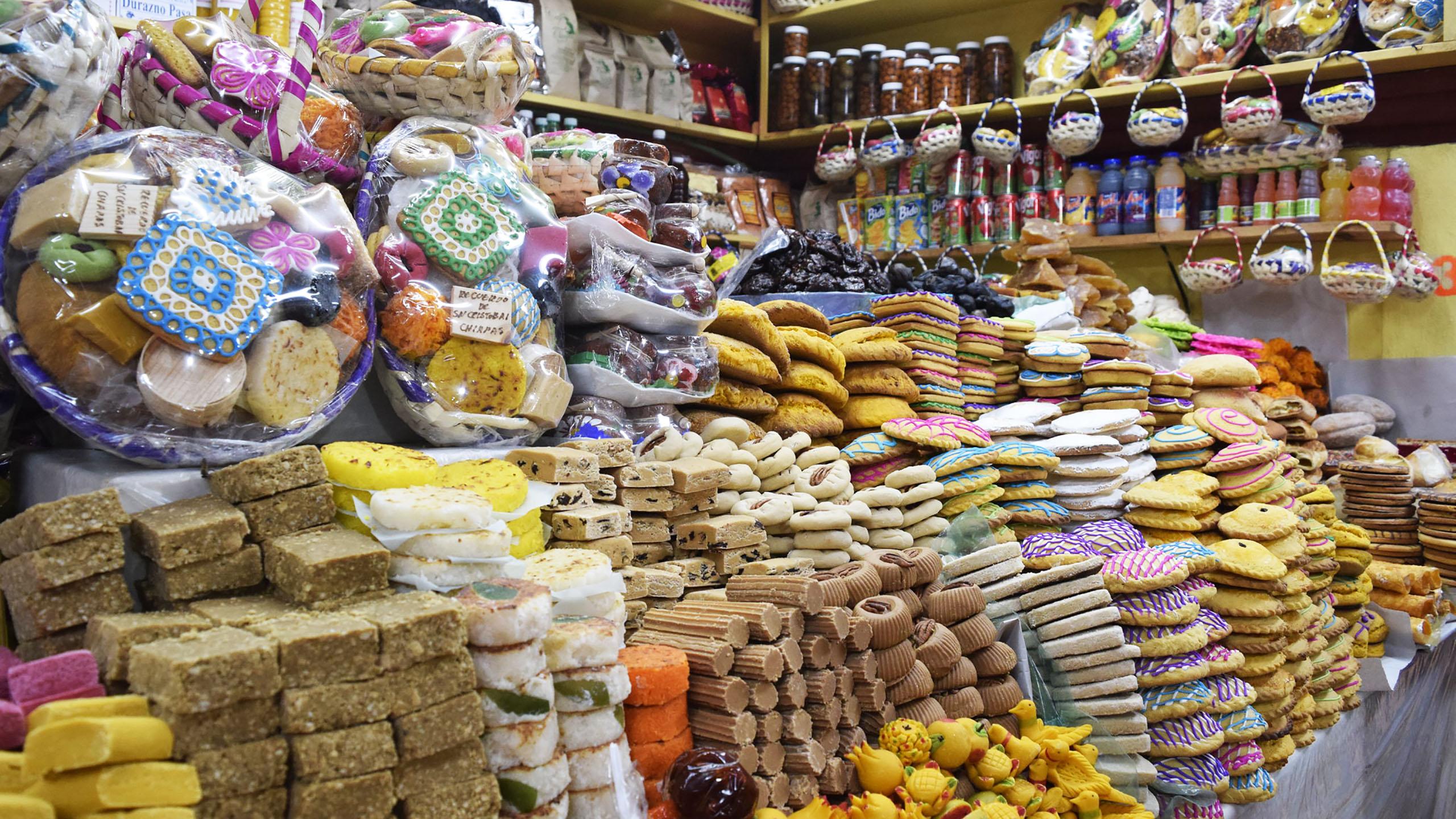 Chiapas, dulce típico, dulces, confite