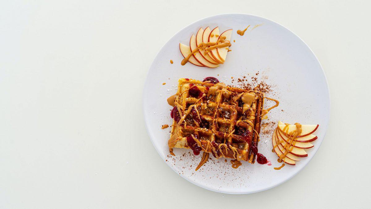 waffles-de-avena