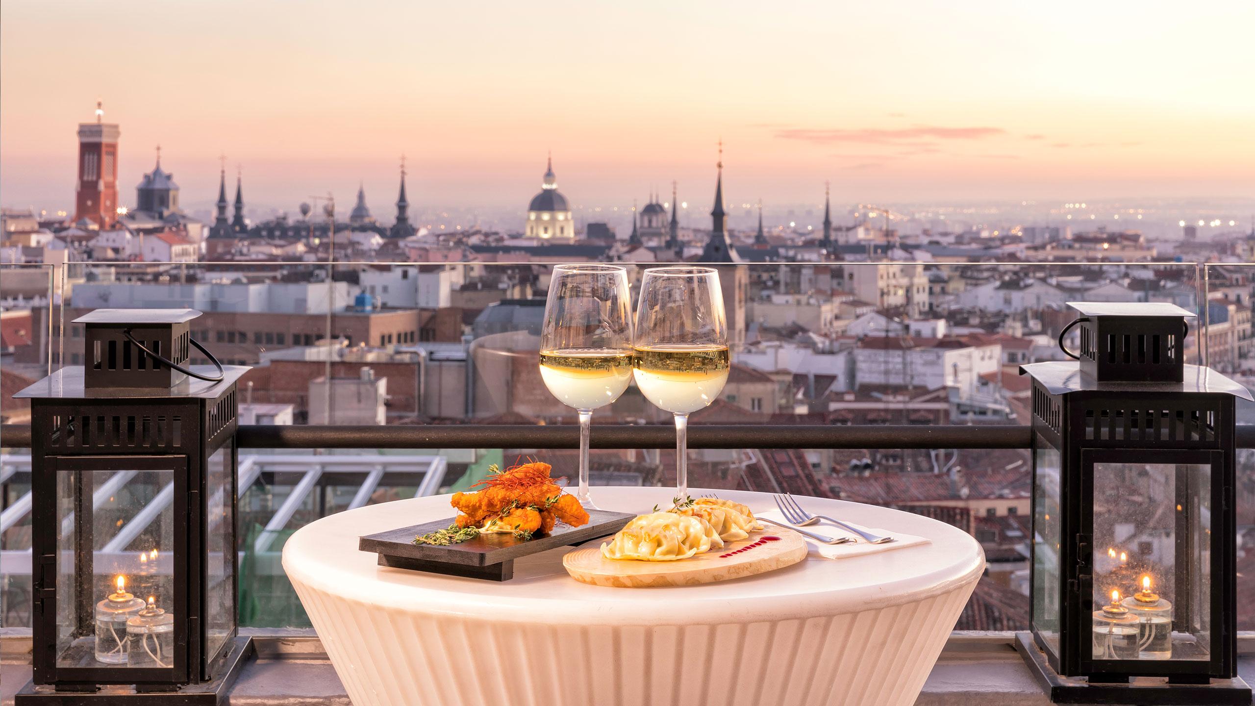 Madrid-gastronomía