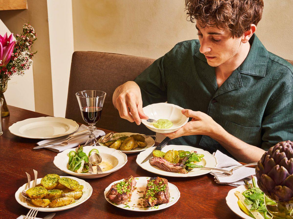 festin-¿cómo organizar una cena?