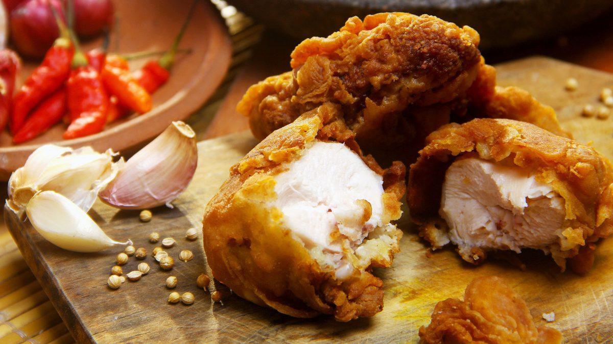 cocinar-pollo-empanizado-air