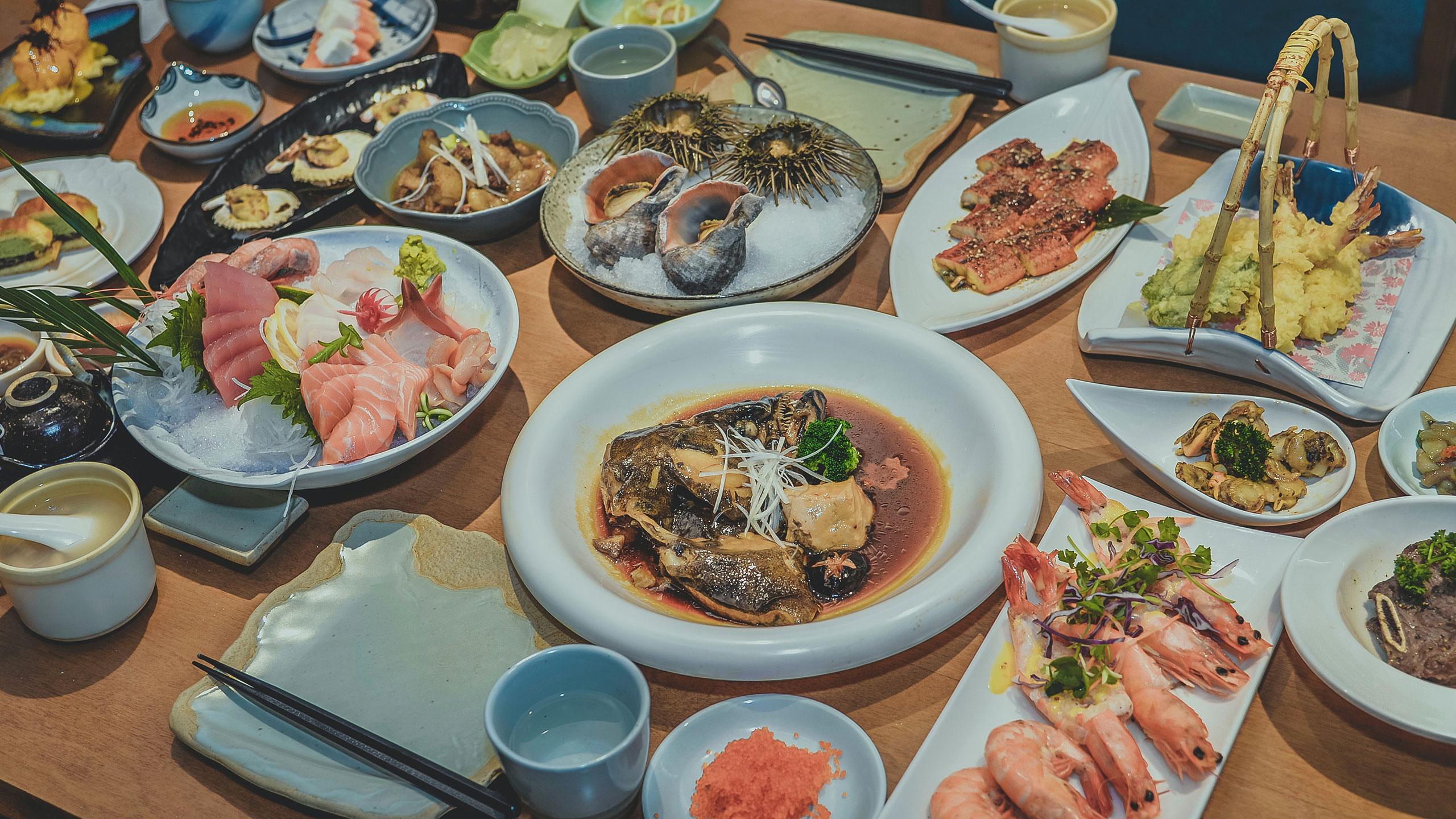 comida-Kaiseki