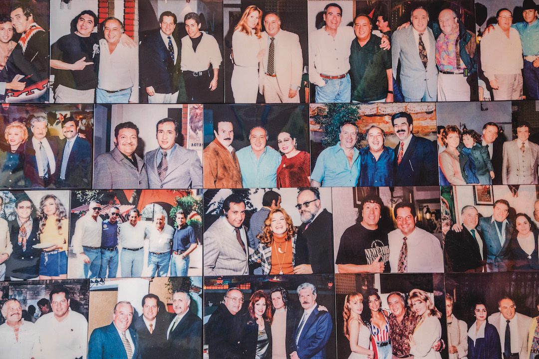 Collage Restaurante Arroyo