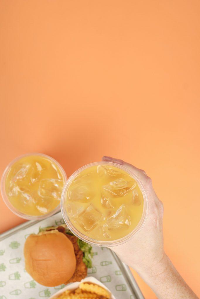 limonada mango shake shack