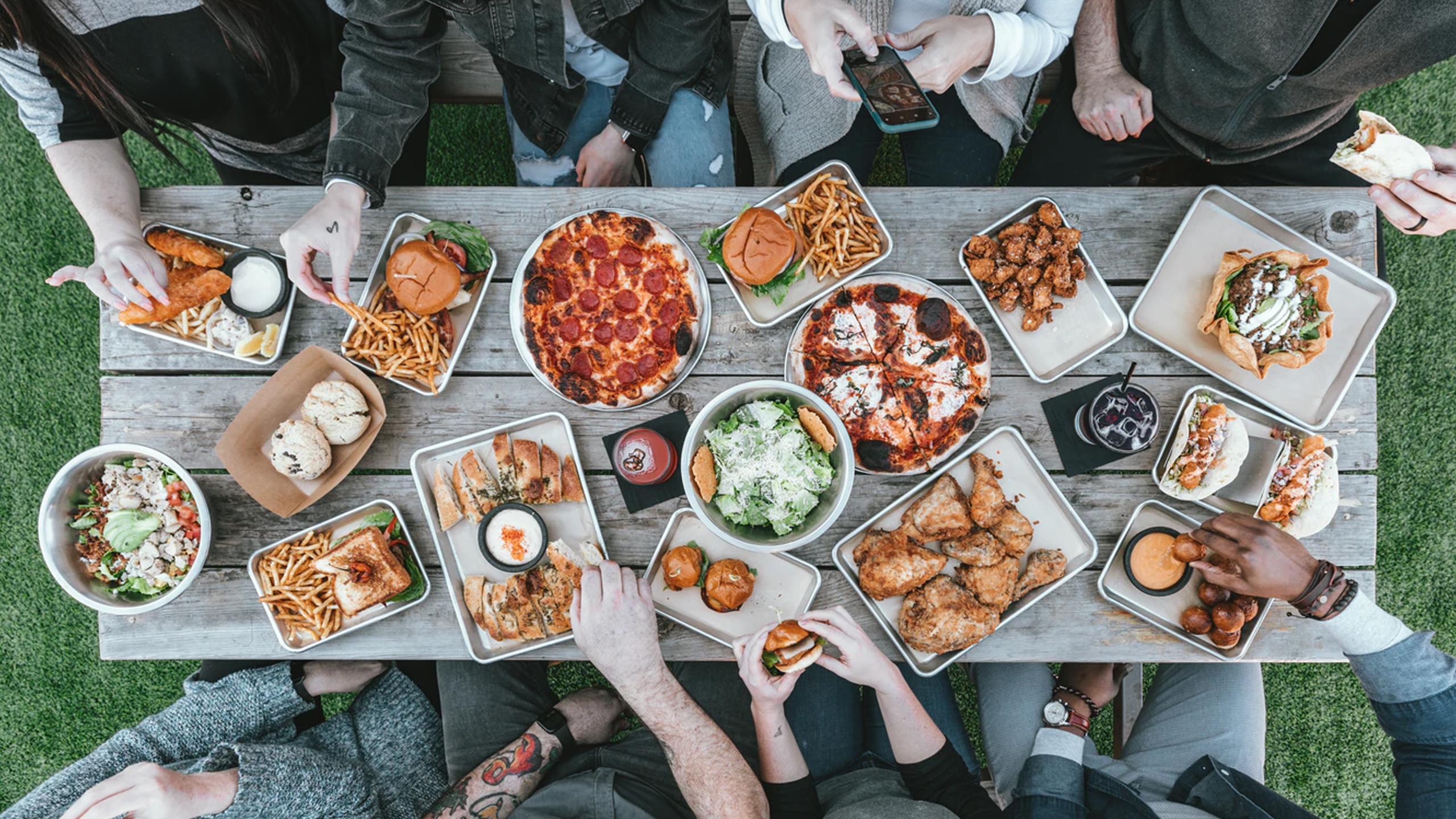 agenda fw comida
