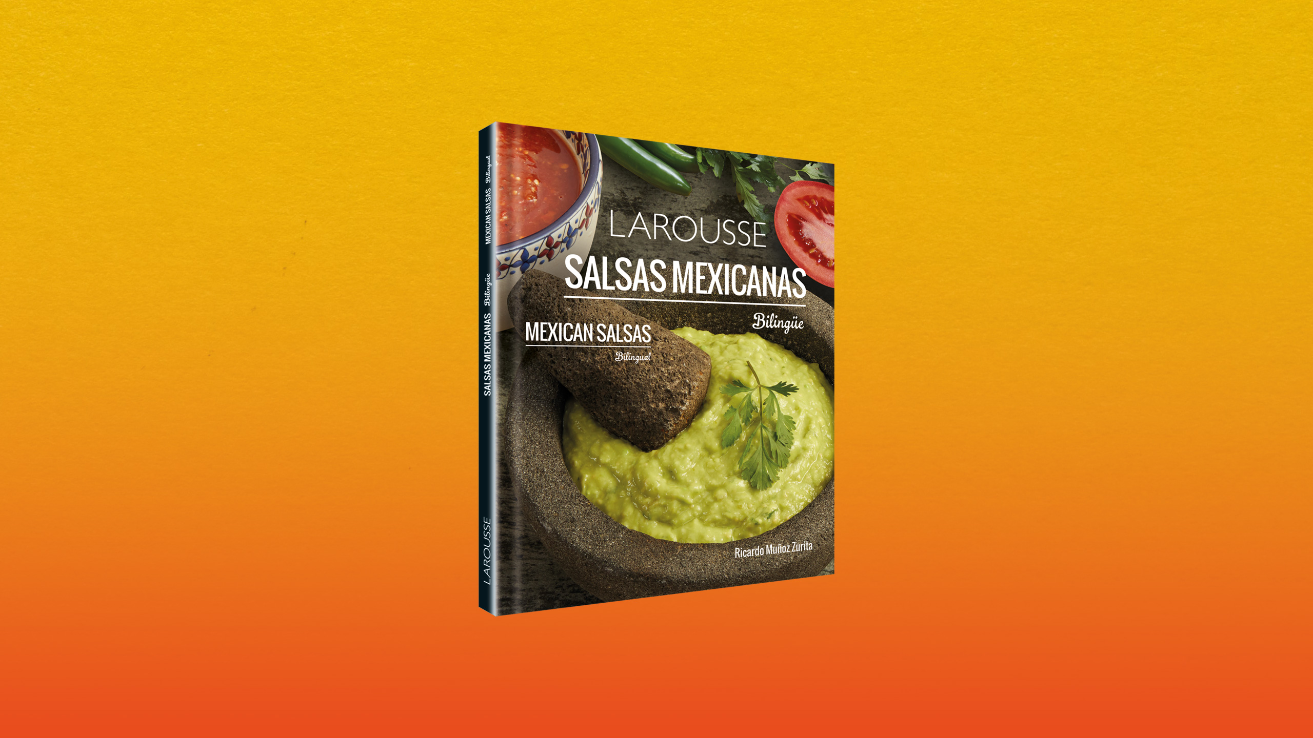 libro salsas mexicanas, ricardo munoz zurita