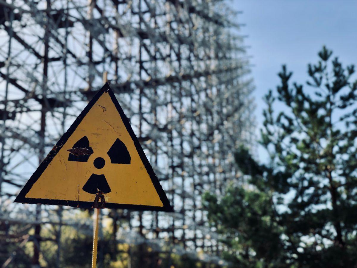 Chernóbil accidente