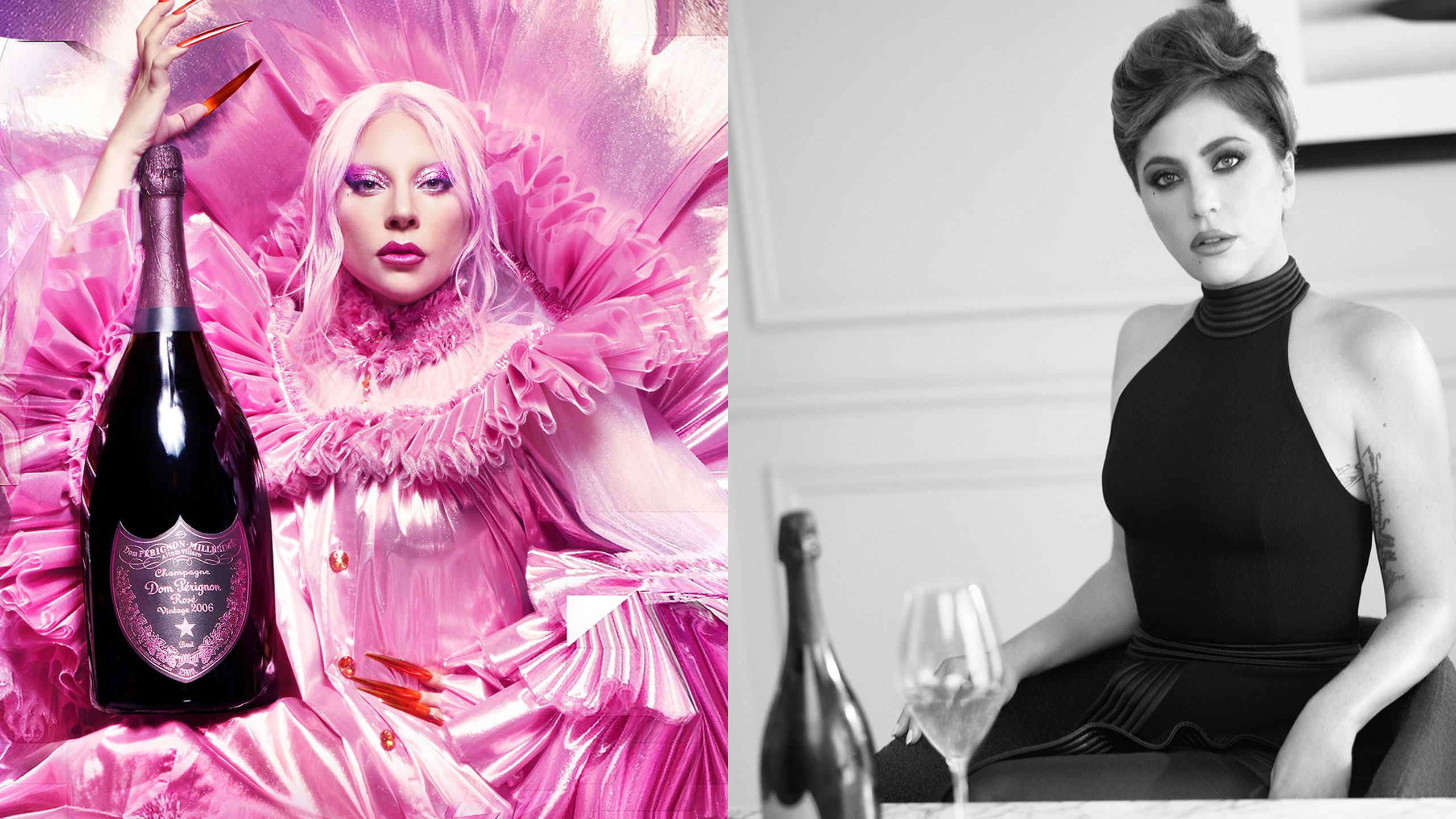 dom-perignon-Lady-Gaga