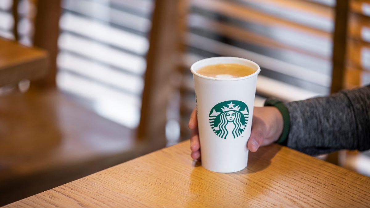 Starbucks Día Nacional del Café
