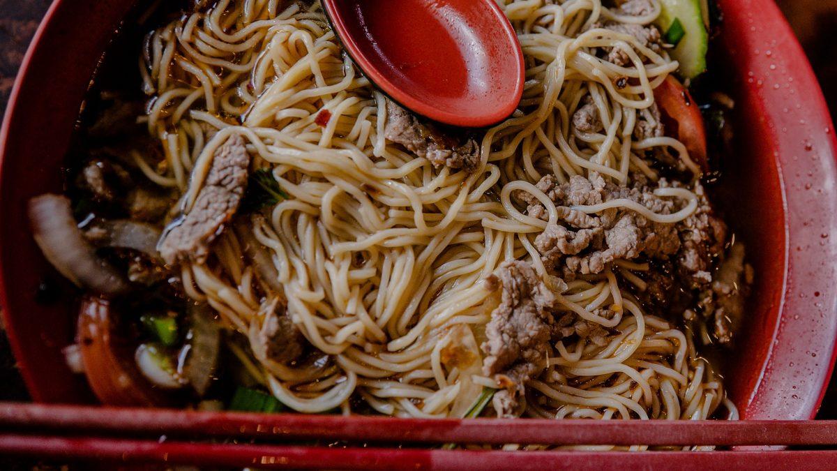 Noodles-sopa