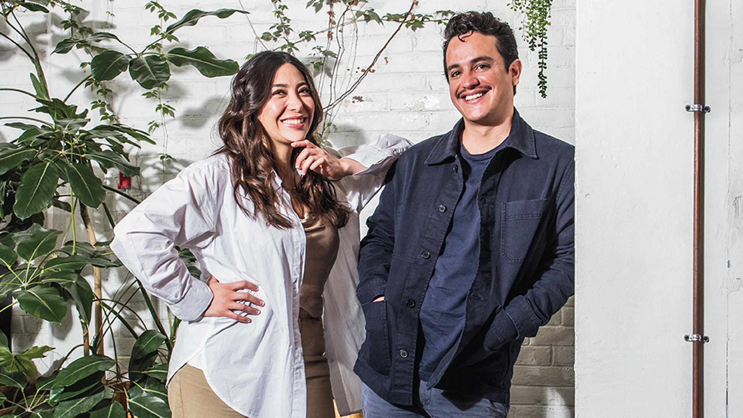 Rebeca Ortiz y Javier Piñero Best New Chefs 2021