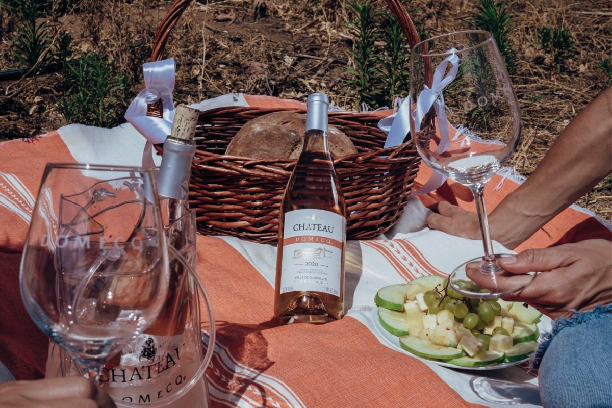 Chateau rosado- Bodegas Domecq