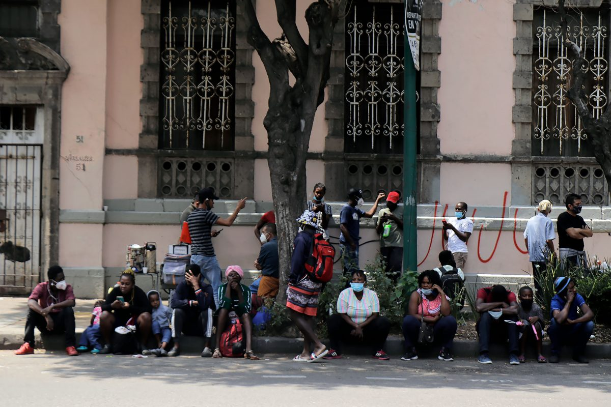 inmigrantes haitianos-frontera mexico-texas-world central kitchen-jose andres